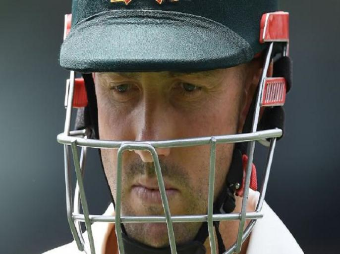 Shaun Marsh out on single digit score, breaks 130 years old record in Adelaide test vs India | Ind vs AUS: शॉन मार्श 2 रन बनाकर हुए अश्विन की गेंद पर बोल्ड, तोड़ा 130 साल पुराना ये अनचाहा रिकॉर्ड