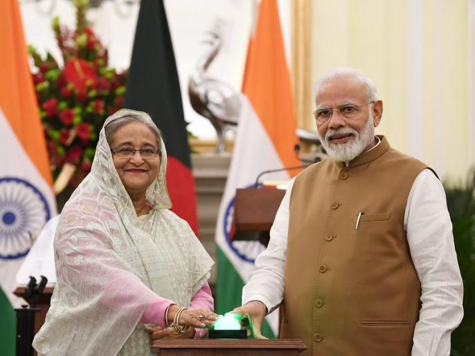Vedpratap Vedic blog: Sheikh Hasina India Visit brings her a joyous journey | वेदप्रताप वैदिक का ब्लॉग: शेख हसीना की खुशनुमा यात्रा