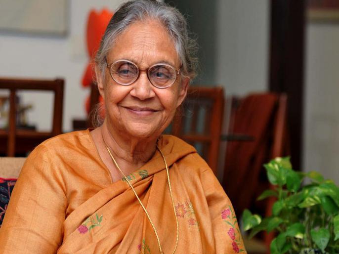 loksabha elections 2019: Sheila Dikshit on Delhi CM's reported remark 'Muslim votes shifted to Congress in Delhi at last moment | मुस्लिम वोटरों वाले बयान पर शीला दीक्षित का पलटवार, केजरीवाल का गर्वनेंस मॉडल दिल्ली को पसंद नहीं