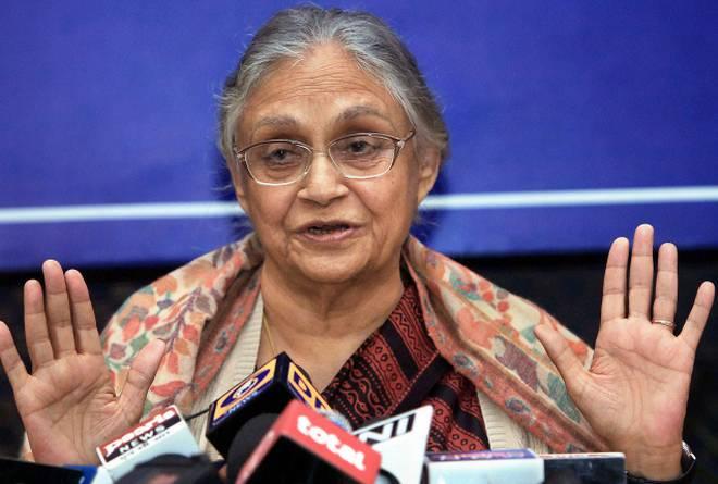 delhi congress president sheila dikshit may sideline before state assembly election | शीला दीक्षित को किनारे लगाने के लिए विरोधियों ने मुहिम को दी हवा, दिल्ली चुनाव से पहले खेला जा सकता बड़ा गेम