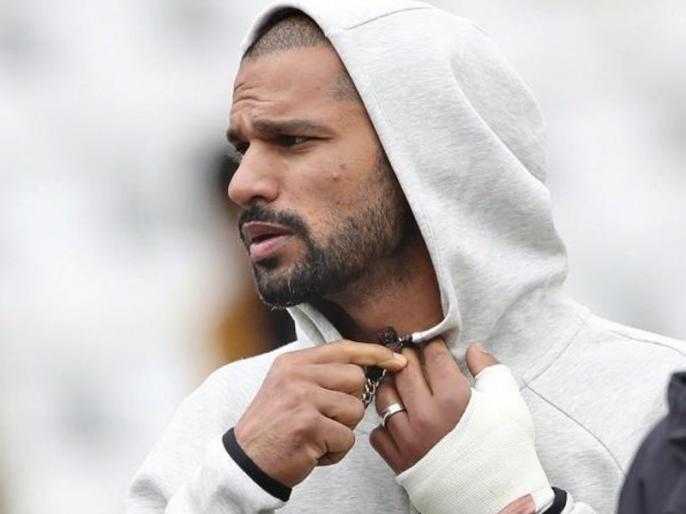 ICC World Cup 2019: Virat Kohli gives Update On Shikhar Dhawan Injury after India vs New Zealand wash-out | World Cup 2019: विराट कोहली ने दिया शिखर धवन की चोट पर अपडेट, बताया कब तक है वापसी की उम्मीद