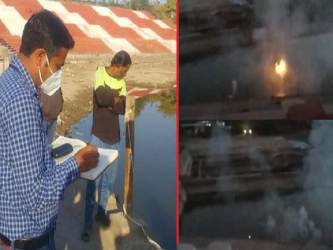 Pankaj Chaturvedi blog: Why sparks rising in ujjain Shipra River | पंकज चतुर्वेदी का ब्लॉग: लुप्त होती क्षिप्रा नदी में क्यों उठ रही हैं चिंगारियां?
