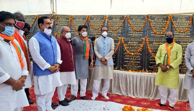 Madhya Pradesh No oxygen crisis state Chief Minister Chauhan recovery rate 75.3 percent | मध्य प्रदेशःप्रदेश में आक्सीजन संकट नहीं, मुख्यमंत्री चौहान बोले-रिकवरी रेट 75.3 प्रतिशत