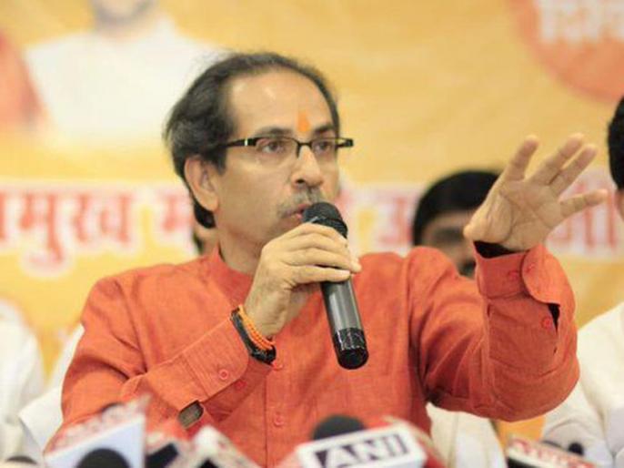 shiv Sena says Transferred ₹1 crore to Ram Mandir on Thackeray's birthday | शिवसेना का दावा- राम मंदिर राम निर्माण के लिये दिए गए 1 करोड़ रुपये, महंत नृत्य गोपाल दास बोले- नहीं मिली कोई रकम