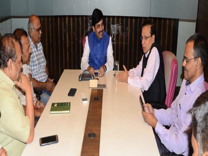 BJP will form government with Shiv Sena even after getting majority   बहुमत मिलने पर भी शिवसेना के साथ सरकार बनाएगी भाजपा: बीजेपी प्रवक्ता शाहनवाज हुसैन