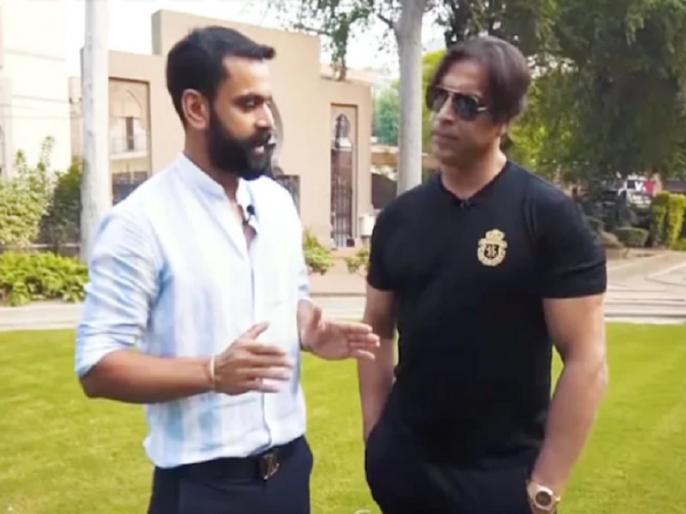 Mohammad Hafeez Should Have Confronted PCB About second coronavirus test result: Shoaib Akhtar | शोएब अख्तर ने कहा, 'मोहम्मद हफीज को कोरोना टेस्ट निगेटिव आने पर पीसीबी के सामने दर्ज कराना चाहिए था विरोध'