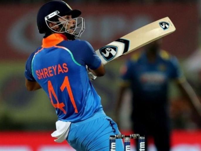 India vs Australia: Batsmen Should be Ready to Bat Anywhere in Team India: Shreyas Iyer   IND vs AUS: बैटिंग क्रम को लेकर श्रेयर अय्यर ने कहा, 'शिकायत ना करके, किसी भी नंबर पर बैटिंग के लिये तैयार रहना चाहिए'