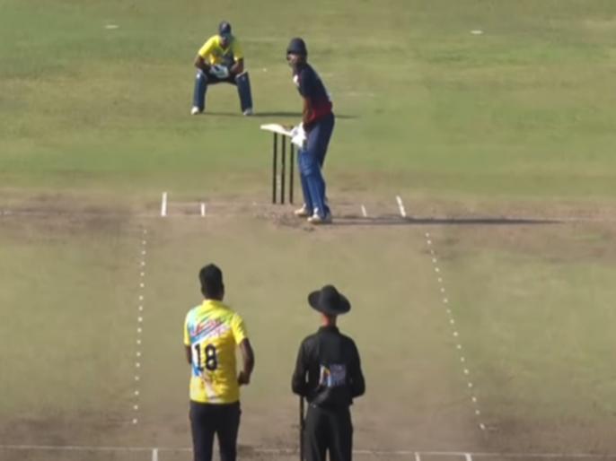 This Rajasthan Royals player has the ability to score long sixes like Dhoni | धोनी जैसे लंबे छक्के लगाने की काबिलियत रखता है यह भारतीय क्रिकेटर, फिर भी दो साल से सिर्फ खिलाड़ियों को पिला रहा है पानी