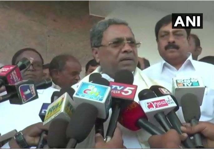 Karnataka: BJP to attacks Congress over poll ticket to Mahul Choksi's lawyer | कर्नाटक: मेहुल चोकसी के वकील को टिकट देने के लिए बीजेपी ने किया कांग्रेस पर प्रहार
