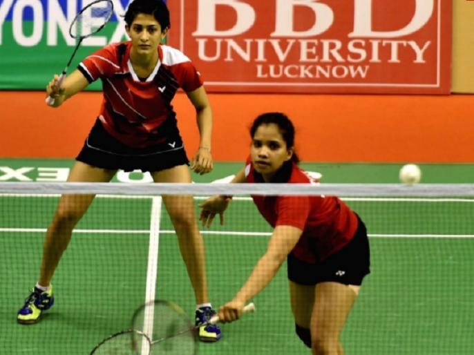 all england open badminton 2018 indian challenge ends in womens doubles with ashwini ponnappa and n sikki reddy defeat | ऑल इंग्लैंड बैडमिंटन: अश्विनी पोनप्पा-सिक्की रेड्डी की जोड़ी हारी, महिला युगल में भारतीय चुनौती खत्म