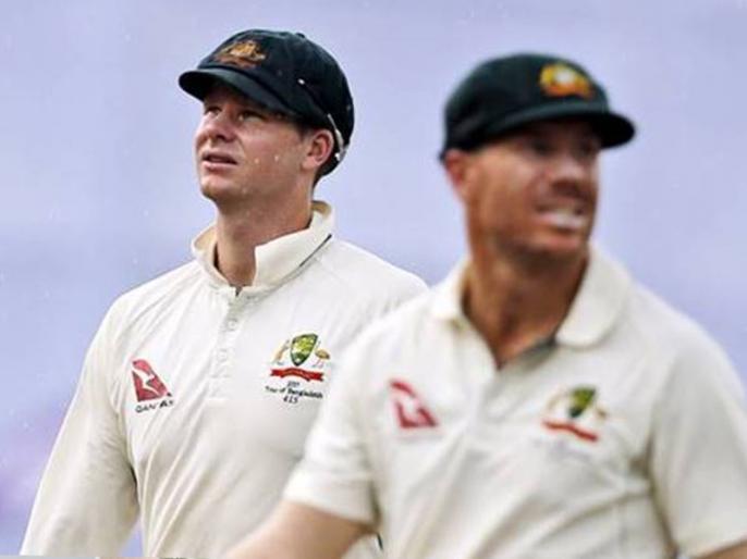 steve smith david warner and cameron bancroft not invited in cricket australia award ceremony | स्मिथ, वॉर्नर और बैनक्रॉफ्ट की मुश्किलें जारी, क्रिकेट ऑस्ट्रेलिया ने नहीं दिया अवॉर्ड कार्यक्रम के लिए न्योता