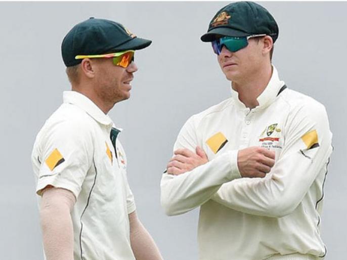 David Warner and Steve Smith brace for hostile South Africa crowd | बॉल टैम्परिंग के 2 साल बाद पहली बार दक्षिण अफ्रीका में खेलेंगे वॉर्नर और स्मिथ, इस बात का है डर