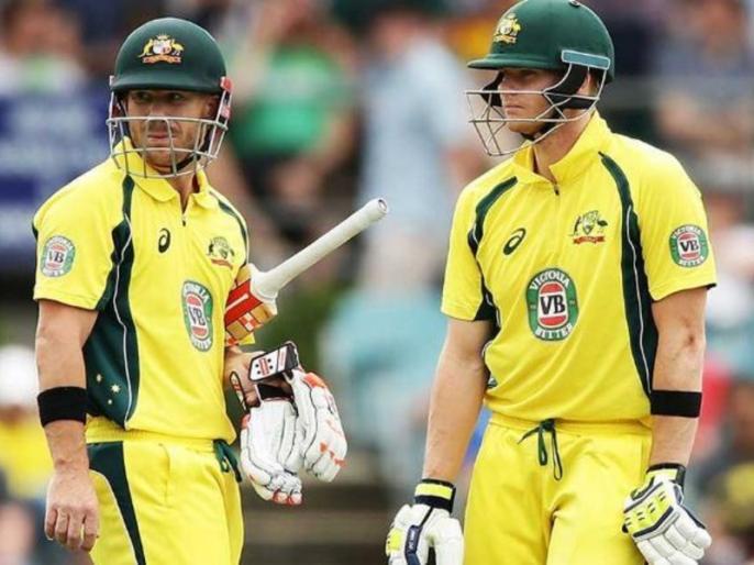 Steve Smith, David Warner Return To Twenty20 Side For Australia Vs Sri Lanka Clash | Aus vs SL: वर्ल्ड कप से पहले टीम में लौटे स्मिथ और वॉर्नर, बॉल टैम्परिंग के बाद पहली बार खेलेंगे टी20 इंटरनेशनल