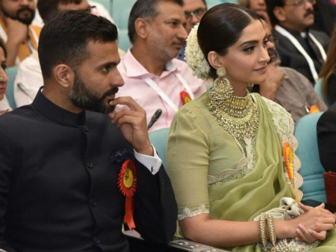 sonam kapoor and anand ahuja will going to shift landon after wedding | शादी के बाद लंदन में पति संग रहेंगी सोनम कपूर, क्या तोड़ देगीं बॉलीवुड से नाता?