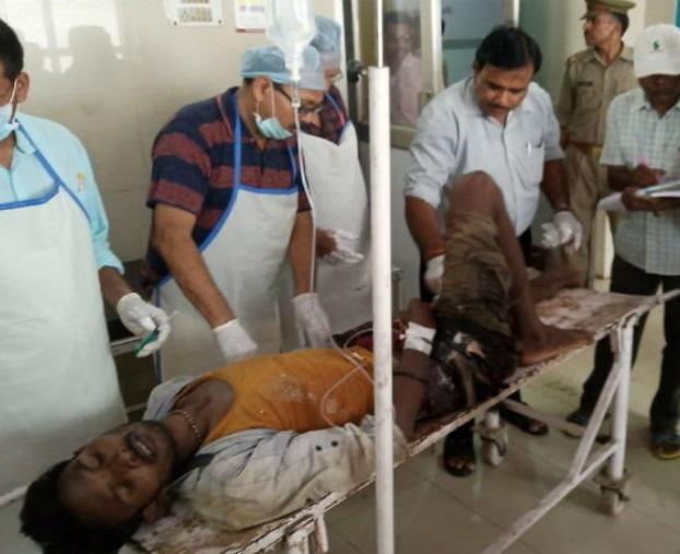 up sonbhadra land dispute 6 man and 3 women dead and many injured | सोनभद्र मेंलोमहर्षक वारदात, जमीन विवाद को लेकर खूनी संघर्ष: नौ लोगों की हत्या, 19 जख्मी, सीएम ने दिएसख्त कार्रवाई के आदेश