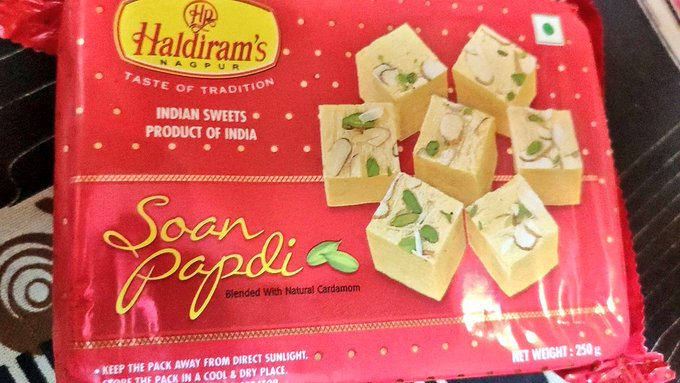 Diwali 2020: On the occasion of Diwali users are sharing Son Papari Meem post, see Viral Post | Diwali 2020: प्रकाश पर्व दिवाली के मौके पर यूजर्स साझा कर रहे हैं सोन पापड़ी मीम पोस्ट, देखें Viral Post