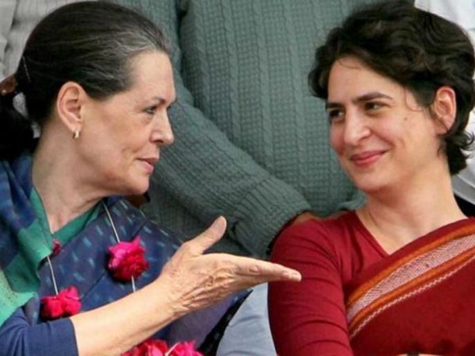 Sonia and Priyanka Gandhi at Raebareli for showing gratitude, Will not go neighboring PC Amethi | रायबरेली पहुंचीं सोनिया-प्रियंका, हजारों कार्यकर्ताओं को रात्रिभोज पर बुलाया