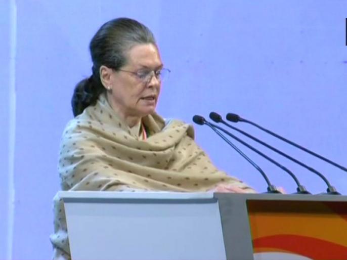 Coronavirus Delhi lockdown congress Opposition parties meeting Sonia Gandhi discussion issue of migrant workers mamata banerjee, uddhav thackeray will be present | विपक्षी दलों की बैठक, सोनिया गांधी करेंगी अध्यक्षता, प्रवासीश्रमिकों के मुद्दे पर चर्चा, 17 राजनीतिक दल लेंगे भाग, ममता और उद्धव रहेंगे मौजूद