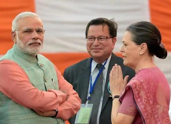 Congress Sonia Gandhi written a letter to PM Modi over the current situation COVID19 cases | सोनिया गांधी ने पीएम मोदी को लिखी चिट्ठी,उम्र नहीं, जरूरत के मुताबिक हो टीकाकरण, गरीब को मिले 6000 रुपये
