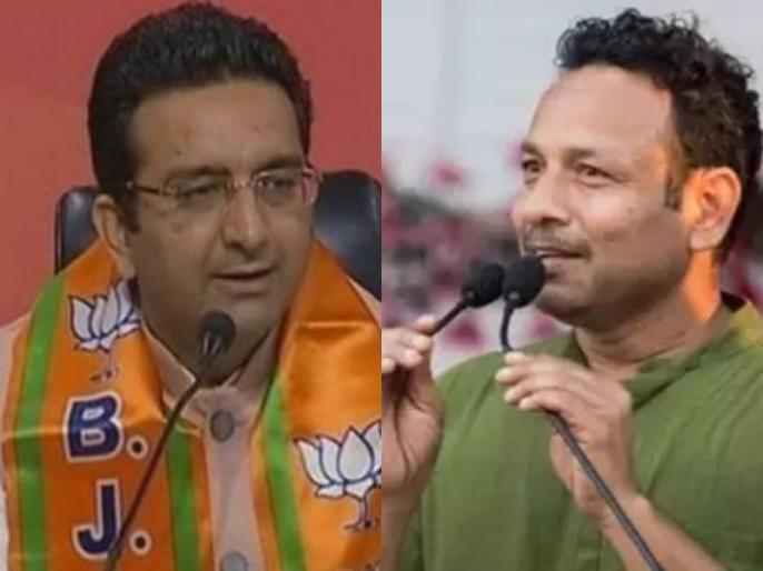 fight between SP and the BJP spokesman During the TV debate arrested | टीवी डिबेट के दौरान सपा और बीजेपी प्रवक्ता के बीच हुई हाथापाई, गिरफ्तार हुए