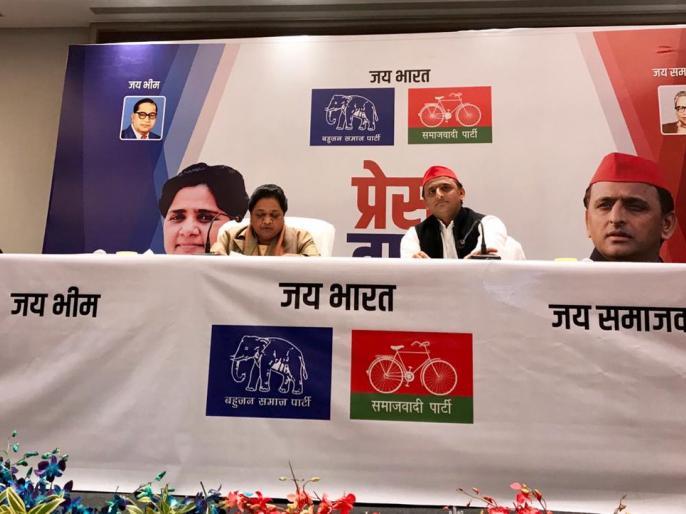 Analysis of BSP and SP alliance in Uttar Pradesh: Why BJP should worry in Lok Sabha | गठबंधन का पोस्टमॉर्टमः'बुआ और बबुआ' के मेल से कैसे बिगड़ रहा है बीजेपी का खेल?