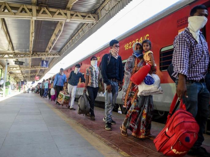 during coronavirus lockdown Three migrant labor travel die in trains | UP Ki Taja Khabar: तीन प्रवासी कामगारों की यात्रा के दौरान ट्रेन में मौत, जांच के बाद सामने आई ये वजह