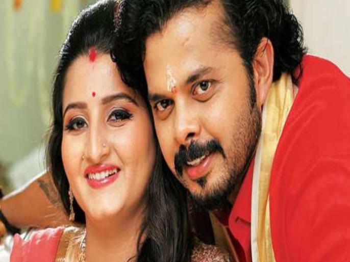 Sreesanth to Bounce Back on Field Soon, Says Wife Bhuvneshwari Kumari | श्रीसंत से बैन हटने के बाद सामने आईं पत्नी भुवनेश्वरी, क्रिकेट मैदान पर वापसी को लेकर कही ये बात