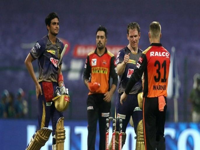 hyderabad vs Kolkata 35th Match know here latest updatets after toss team playing 11 | IPL 2020, SRH vs KKR: दोनों ही टीमों में किए गए ये बड़े बदलाव, जानिए किन खिलाड़ियों को मिला मौका