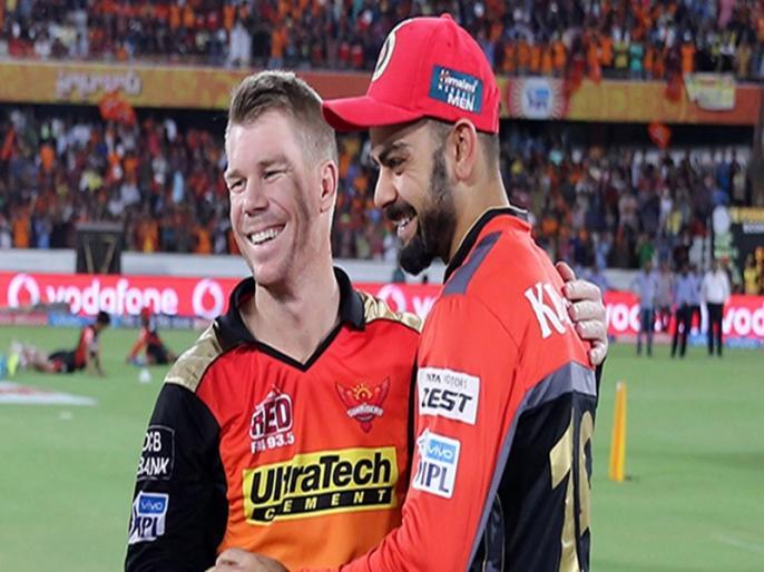 SRH Vs RCB IPL 2021 Match 6 Preview Dream11 Team Playing 11 Players List | IPL 2021, SRH Vs RCB : ताबड़तोड़ बल्लेबाजी कर सकते हैं कोहली और मैक्सवेल, वॉर्नर ने टीम में किए दो बड़े बदलाव