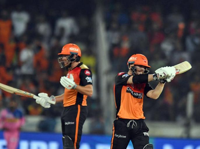 IPL 2019, SRH vs CSK: Sunrisers Hyderabad beat Chennai Super Kings by 6 Wickets | IPL 2019: धोनी की गैरमौजूदगी में हारी चेन्नई की टीम, हैदराबाद ने दर्ज की सीजन की चौथी जीत