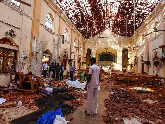 Image result for श्रीलंका में एक और धमाका