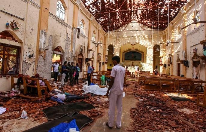 NIA raids seven locations in Tamil Nadu crime investigators also arrested Mohammed Azarudeen, the alleged mastermind of ISIS Tamil Nadu module | श्रीलंका बम ब्लास्ट केस: NIA ने आईएसआईएस तमिलनाडु मॉड्यूल के मास्टरमाइंड को गिरफ्तार किया