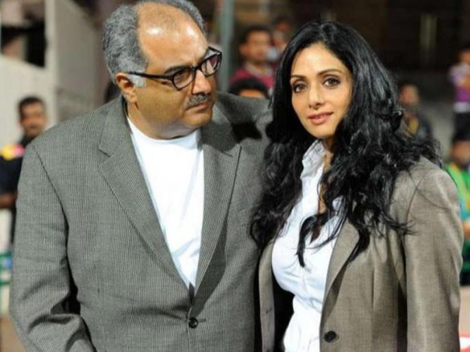happy birthday boney-kapoor:sridevi and boney kapoor love story | बर्थडे स्पेशल बोनी कपूर: पहली नजर में श्रीदेवी पर फिदा हो गए थे बोनी, पढ़ें दोनों की प्रेम कहानी
