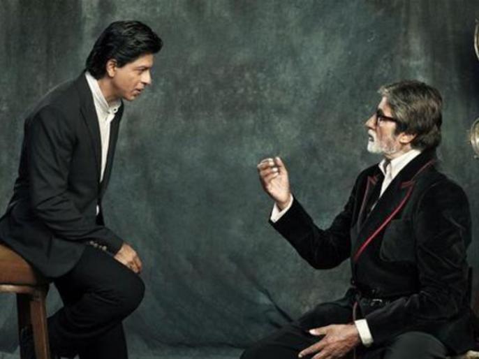 taapsee pannu and amitabh bachchan next film adla is releasing tomorrow co produced by shah rukh khan | अमिताभ बच्चन से 'बदला' लेना चाहते हैं शाहरुख खान, सोशल मीडिया पर बताया इसका कारण?