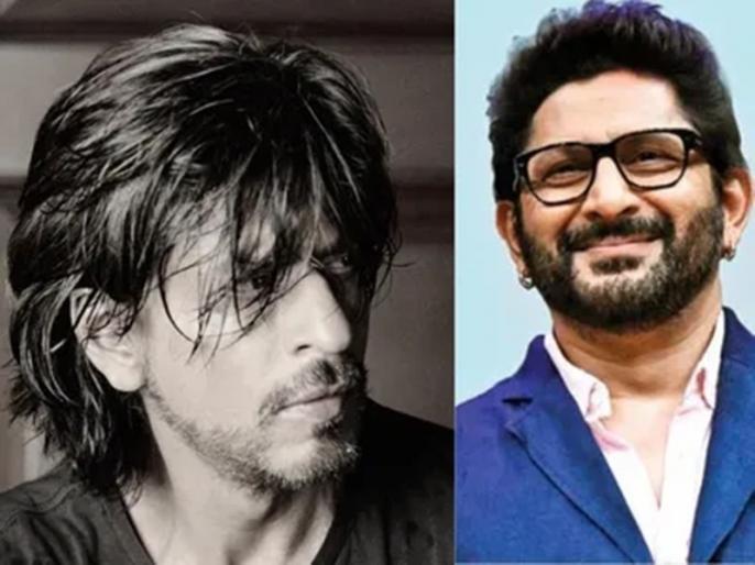 Arshad Warsi feels Shah Rukh Khan latest pic can turn any man gay   शाहरुख खान की तस्वीर देख बोले अरशद वारसी, इसे देखकर तो कोई भी आदमी 'गे' बन जाए