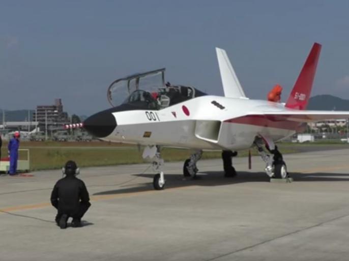 Japan develop new generation stealth fighter aircraft 2030Mitsubishi Heavy Industries contracts | जापानः2030 तक अपना खुद का नयी पीढ़ी का स्टील्थ लड़ाकू विमान विकसित करेगा,मित्सुबिशी हेवी इंडस्ट्रीज को ठेका