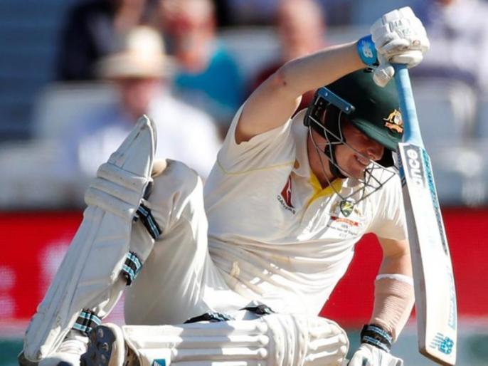 Ashes 2019: Jonny Bairstow fakes Steve Smith run-out during 5th Test, Watch | Ashes 2019: बेयरस्टो ने 'नकली रन आउट' का डर दिखा स्मिथ को दौड़ाया, इस 'चाल' से किया परेशान, देखें वीडियो