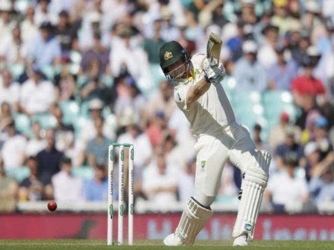 Ashes 2019: Steve Smith becomes first batsman to make 10 consecutive 50 plus scores against an opponent in Test | Ashes 2019: स्टीव स्मिथ ने बनाया लगातार दसवां फिफ्टी प्लस स्कोर, इंजमाम का रिकॉर्ड तोड़ रचा नया इतिहास