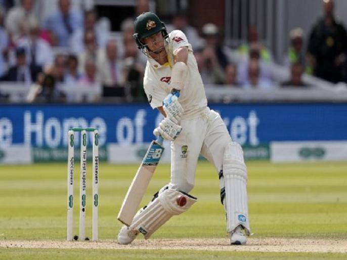 England vs Australia: Steve Smith scripts new history in Ashes with 92-run innings   स्टीव स्मिथ ने घायल होने के बावजूद किया कमाल, 92 रन की शानदार पारी से एशेज में रचा नया इतिहास