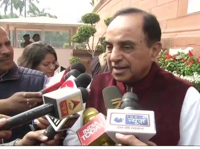 Congress attacks BJP and SAD over subramanian swamy statement to halt kartarpur project | करतारपुर गलियारे को लेकर सुब्रह्मण्यम स्वामी के बयान पर विवाद, कांग्रेस ने कहा- अपना रुख स्पष्ट करे बीजेपी