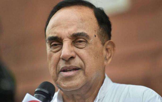 "Dr. Subramanian Swamy Slams Rahul Gandhi Over ""Rape Capital"" Comment   सुब्रमण्यम ने राहुल गांधी पर साधा निशाना, कहा-अगर भारत रेप कैपिटल तो 5 दिसंबर, 2006 को अमेठी क्या था?"