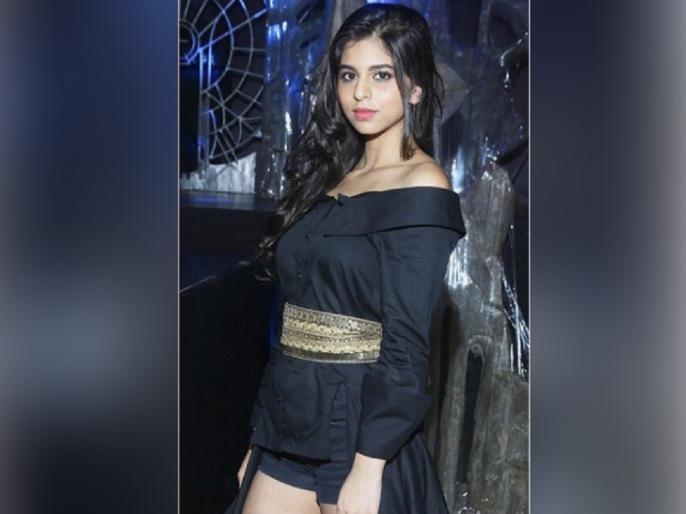 suhana khan photos leaked from her short film shooting | सुहाना खान का फिल्मों में हुआ डेब्यू, सोशल मीडिया में लीक हुई ये खास फोटो