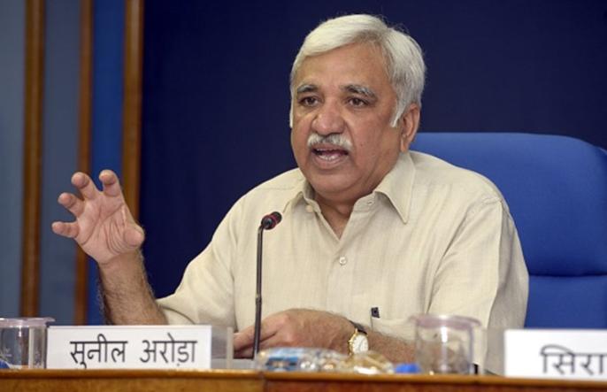 Bihar assembly elections 202055.34% polling 78 seats till 6 pmhalf population fiercely cast votes | बिहार विधानसभा चुनावः 78 सीटों पर शाम 6 बजे तक 55.34% मतदान,आधी आबादी ने जमकर डाले वोट
