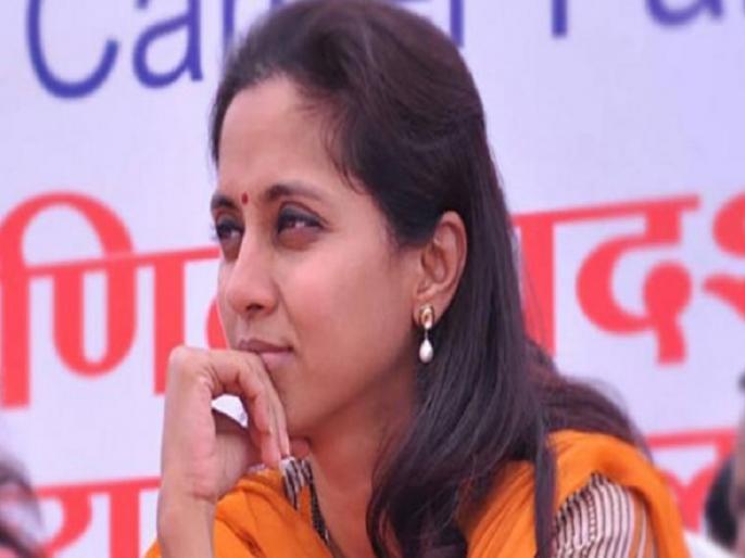 NCP leader Supriya Sule raised demand for providing social security to media persons in Lok Sabha | NCP नेता सुप्रिया सुले ने लोकसभा में उठाई मीडियाकर्मियों को सामाजिक सुरक्षा देने की मांग