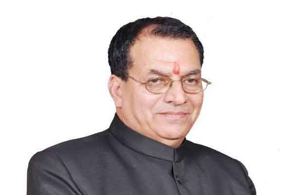 Himachal PradeshSuresh Bhardwaj Corona positivethird minister of state10th member of assembly | हिमाचल प्रदेशःसुरेश भारद्वाज कोरोना पॉजिटिव, पत्नी भी चपेट में,राज्य के तीसरे मंत्री,विधानसभा के 10वें सदस्य