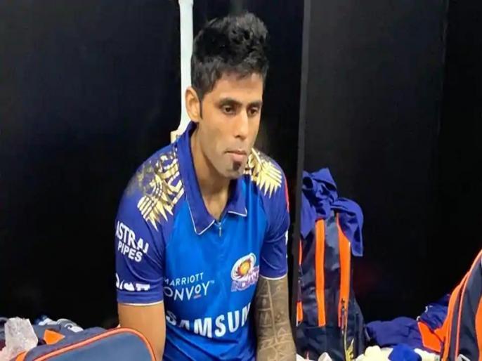 Deep down he must be disappointed to not have donned India blue Kieron Pollard said about Suryakumar Yadav | IPL 2020: भारतीय टीम में शामिल नहीं किए जाने से निराश हैं सूर्यकुमार यादव, कप्तान पोलार्ड ने कही खिलाड़ी के दिल की बात