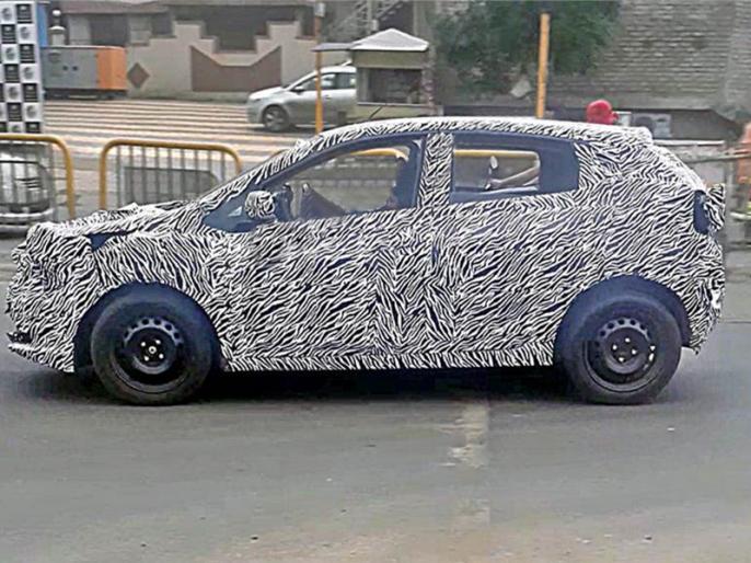 Tata 45X testing starts, interior spyed | Tata 45X की हो रही है टेस्टिंग, इंटीरियर को किया गया स्पाई