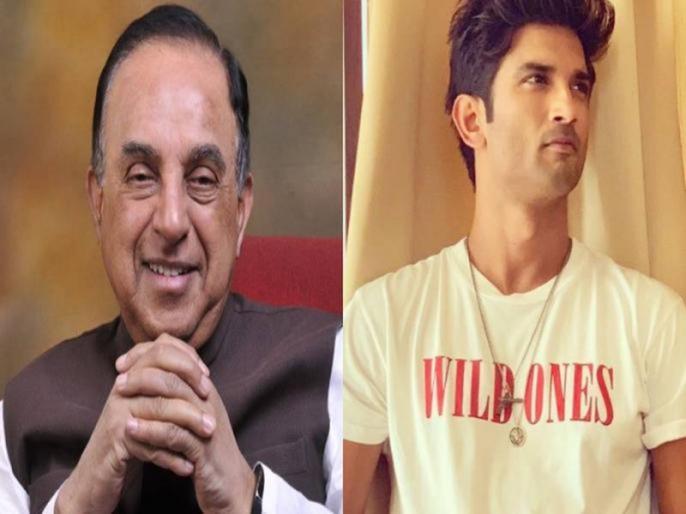Subramanian Swamy Reaction After Sushant Singh Rajput Case Transferred to Cbi | सुशांत सिंह राजपूत केस की CBI जांच पर सुब्रमण्यम स्वामी का रिएक्शन आया सामने, कहा- क्या अब मैं जा सकता हूं?