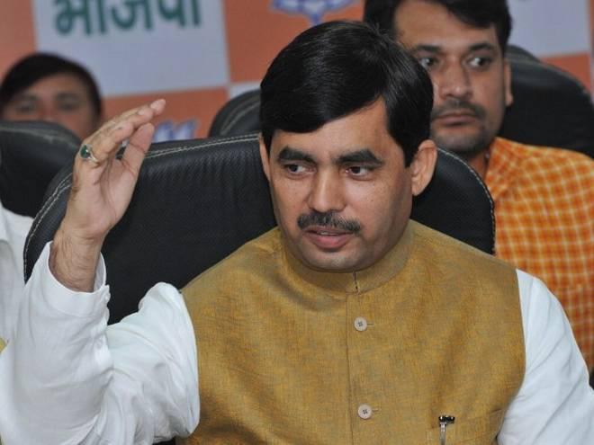 BJP's Shahnawaz Hussain On NRC Citizens' List Says india is not Running Dharamshala | शाहनवाज हुसैन ने एनआरसी का बचाव करते हुए कहा, भारत कोई धर्मशाला नहीं है