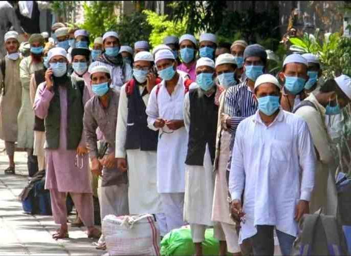 Nizamuddin Markaz Event Charge Sheets Against 83 Foreigners In Delhi Over Tablighi Jamaat Event | Nizamuddin Markaz Event:तबलीगी जमात पर कसा शिकंजा,83 विदेशियों के खिलाफ 20 आरोपपत्र दायर, जानिए मामला